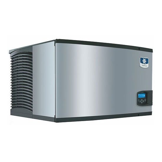 Manitowoc Ice IY-0504A Cube-Style Ice Maker w/ 560-lb/24-hr Capacity, Air Cool, 1/2-Dice, Export