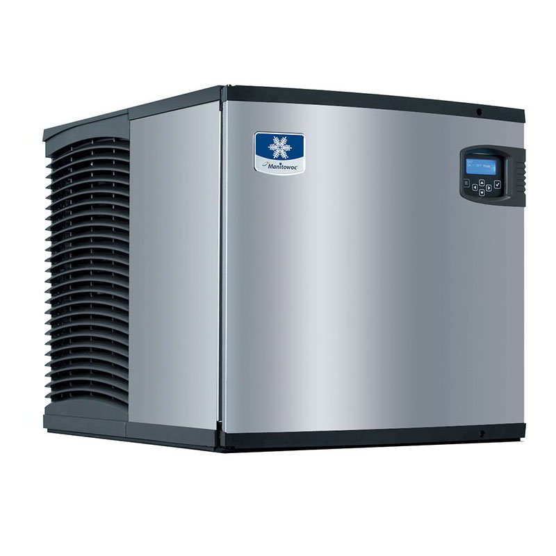 Manitowoc Ice IY-0525W Half Cube Style Ice Maker w/ 485-lb/24-hr Capacity, Water Cool, 115v
