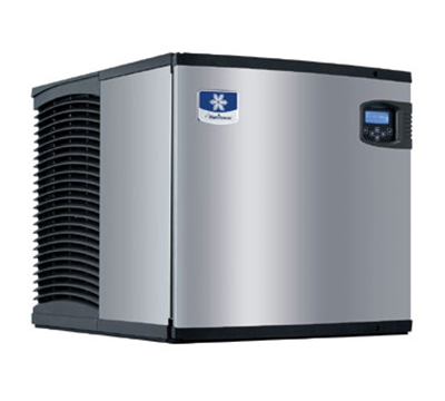Manitowoc Ice IY-0525W Cube-Style Ice Maker w/ 485-lb/24-hr Capacity, Water Cool, 1/2-Dice, Export