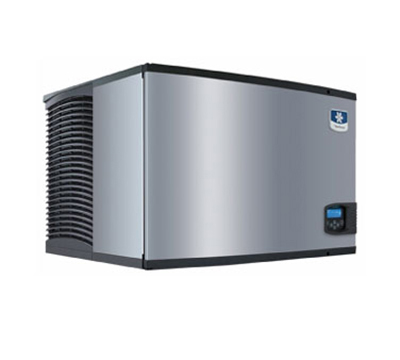 Manitowoc Ice IY-0686C Cube-Style Ice Maker w/ 635-lb/24-hr, Air Cool, 1/2-Dice, Remote, Export