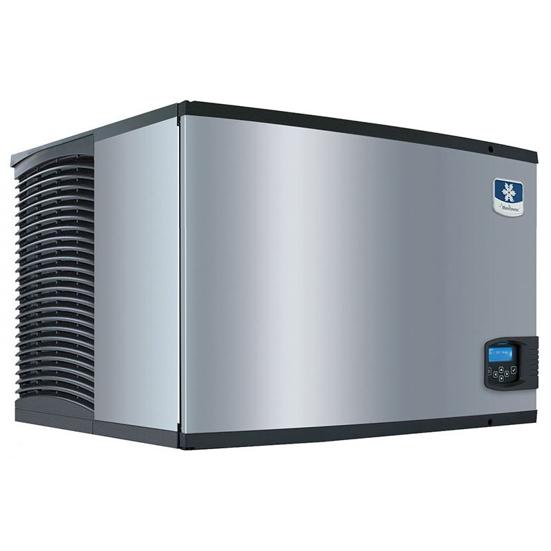 Manitowoc Ice IY-0696N Cube-Style Ice Maker w/ 630-lb/24-hr, Air-Cool, 1/2-Dice, Remote, 208/1v