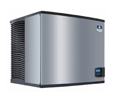 Manitowoc Ice IY-0874C Ice Maker - Full Cube, 815-lb/24-hr, Air Cool, Remote Condenser, 115/1V