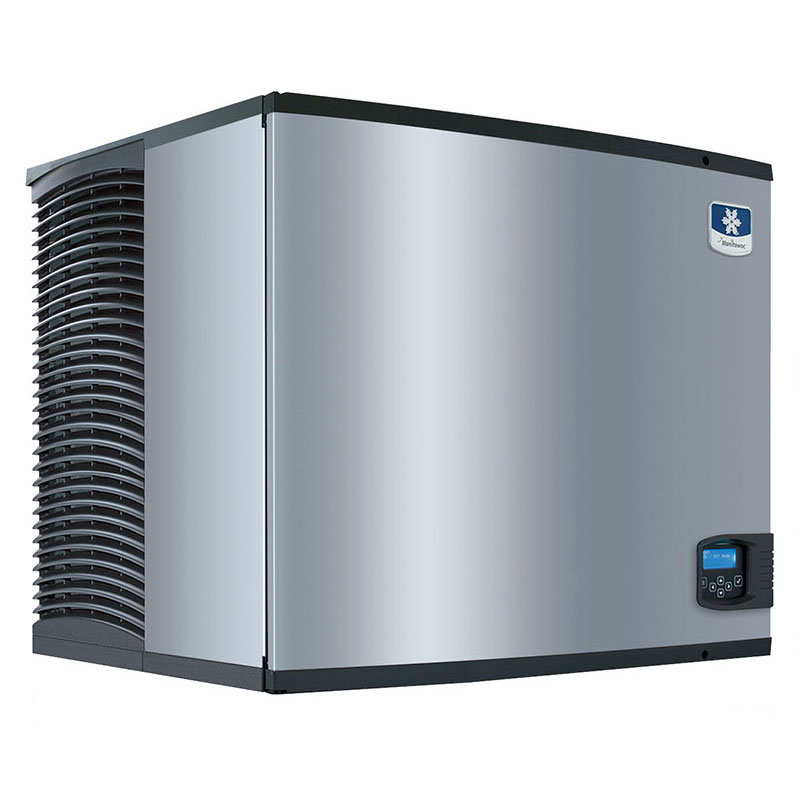 Manitowoc Ice IY-0906W Half Dice Cube Style Ice Maker w/ 879-lb/24-hr Capacity, Water Cool, Stainless