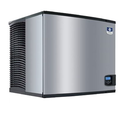 Manitowoc Ice IY-1005W Half Dice Cube Style Ice Maker w/ 1010-lb/24-hr Capacity, Water Cool, 208/1v