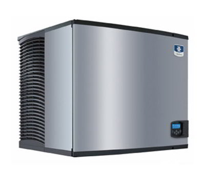 Manitowoc Ice IY-1074C Ice Maker - Half Cube, 970-lb/24-hr, Air Cool, Remote Condenser, 115/1V