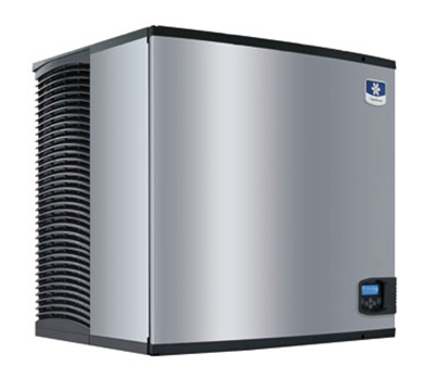 Manitowoc Ice IY-1204A Cube-Style Ice Maker w/ 1205-lb/24-hr Capacity, Air-Cooled, 1/2-Di