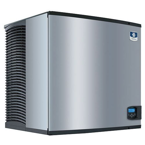 Manitowoc Ice IY-1205W Half Cube Style Ice Maker w/ 1205-lb/24-hr Capacity, Water Cool, 208/1v