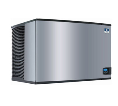 Manitowoc Ice IY-1804A Cube-Style Ice Maker w/ 1860-lb/24-hr Capacity, Air-Cool, 1/2-Dice, Export