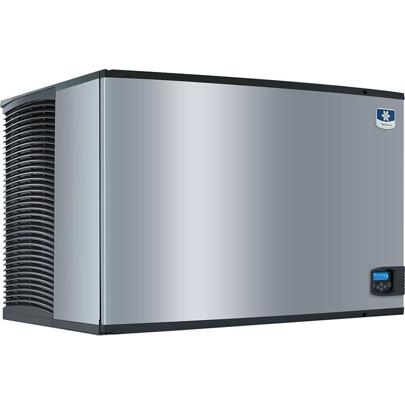 Manitowoc Ice IY-1805W Ice Maker - Half Cube, 1790-lb/24-hr, Water Cool, Stainless, 208/1V