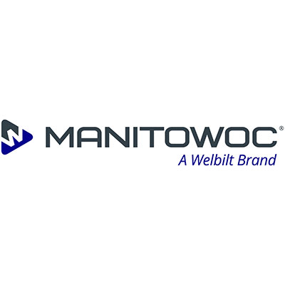 Manitowoc Ice K00137 6in Adjustable Flange Foot, for S & B Series Bins,