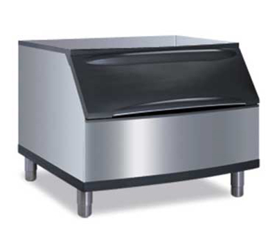 Manitowoc Ice B-170 Ice Bin w/ 150-lb Storage Capacity & Top Hinged Front Door, Stainless