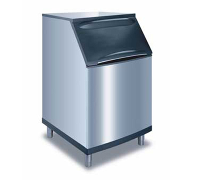 Manitowoc Ice B-570 Ice Bin w/ 430-lb Storage Capacity & Top Hinged Front Door, Stainless