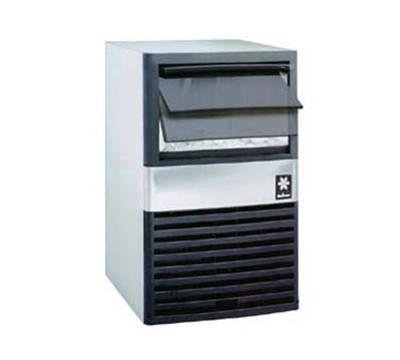 Manitowoc Ice QM-30A Cube-Style Ice Maker w/ 65-lb/24-hr Capacity & Bin, Air Cool, 115v