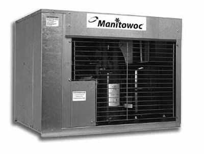Manitowoc Ice RCU-1275 Remote Air Cool Condenser for RN1278C or RFS-1278C Series, 208/1v