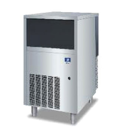Manitowoc Ice RF-0244A Ice Maker - Flake Cube, Air Cool, 182-lb/24-hr, 70-lb Bin, 115v