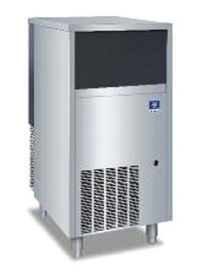 Manitowoc Ice RF-0266A Ice Maker - Flake Cube, Air Cool, 182-lb/24-hr, 60-lb Bin, 115v