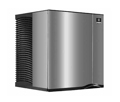 Manitowoc Ice RN-1278C Nugget Style Ice Maker w/ 1106-lb/24-hr Capacity, Air Cool, Remote, Stainless