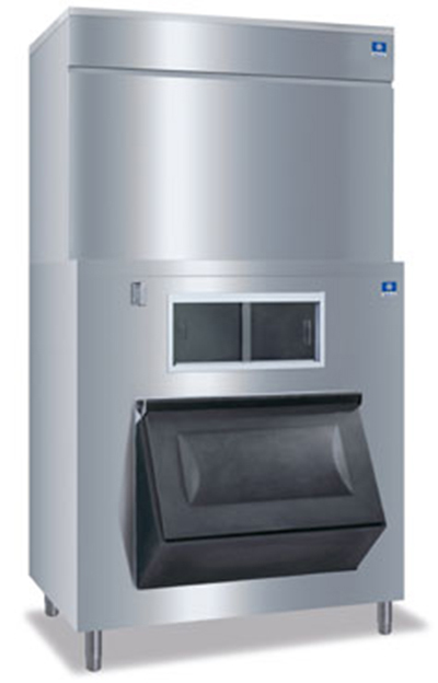 Manitowoc Ice SD-3303W3HP Cube Style Ice Maker w/ 3320-lb/24-hr Capacity, Water Cool