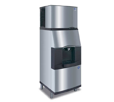 Manitowoc Ice SFA-291 Push Button Vending Ice Machine w/ 180-lb Capacity, Built-In Water Valve, 115v