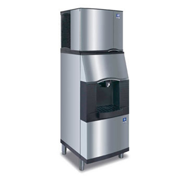 Manitowoc Ice SPA-160 Push Button Vending Ice Machine w/ 118-lb Capacity, Bucket Filling, 115v