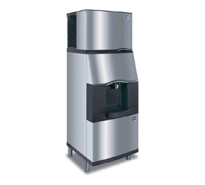 Manitowoc Ice SRA-340 Room Card Vending Ice Machine w/ 180-lb Capacity, Bucket Filling, 115v