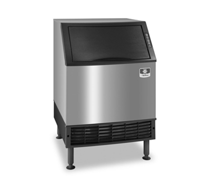 Manitowoc Ice UY-0190W Half Dice Cube Ice Maker 198-lb/24-hr & 90-lb Bin Capacity, Water Cool