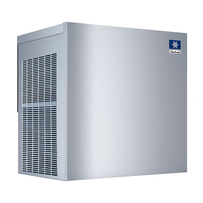 Manitowoc Ice RFS-0650W Ice Maker - Flake Cube, Water Cool, 717-lb/24-hr, Self Contained, 115/1V