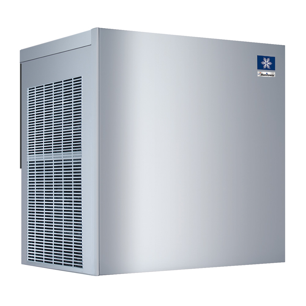 Manitowoc Ice RFS-1200W Ice Maker - Flake Cube, Water Cool, 1202-lb/24-hr, 208/1v