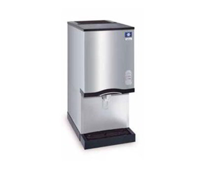 Manitowoc Ice RNS-12AT Sensor-Style Ice Maker w/ Water Dispenser & 12-lb Bin Capacity, Air Cool, Export
