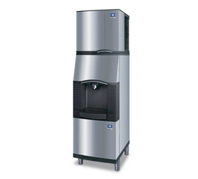 Manitowoc Ice SRA-164 Room Card Vending Ice Machine w/ 118-lb Capacity, Bucket Filling, 208/1v
