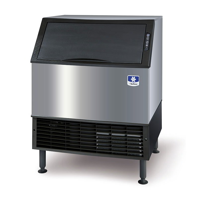 Manitowoc Ice UD-0310W Dice Cube Ice Maker - 310-lb/24-hr, 110-lb Bin Capacity, Water Cool