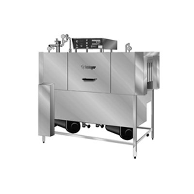 Insinger SPEEDER64 Speeder Dishwasher, Conveyor Type, 2 Tank, Energy Star, 277 Racks/Hr