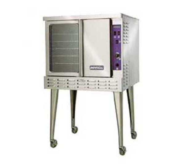 Imperial ICVE-1 Full Size Electric Convection Oven - 240/3v