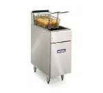 Elite Electric Fryer, 50 lb Capacity, Snap Action Thermostat, 240/3 V