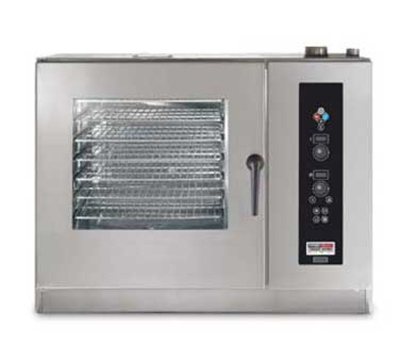 Piper Products HVE072X4803 Single Full-Size Combi-Oven, Boilerless, 480v/3ph