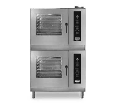 Piper Products HVE142X4803 Double Full-Size Combi-Oven, Boilerless, 480v/3ph