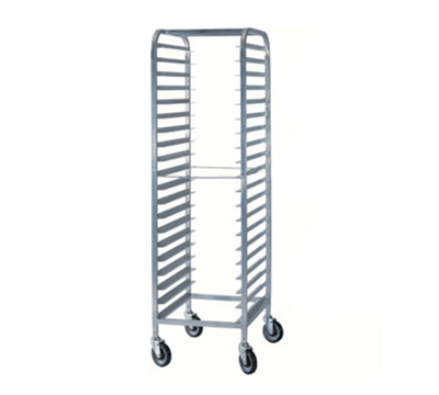 Piper Products 505-M-T 25-in Tabletop Rack w/ 5-Tray Capa