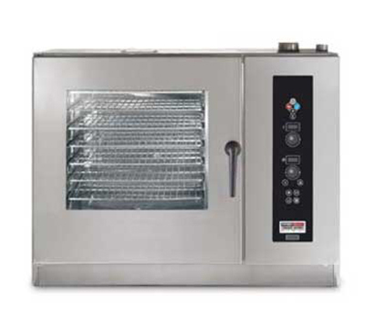 Piper Products HVE072P4803 Combi-Convection Steamer w/ 7-Full Sheet