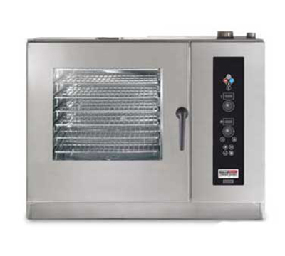 Piper Products HVG072P LP Combi-Convection Steamer w/ 7-Full Sheet Pan C