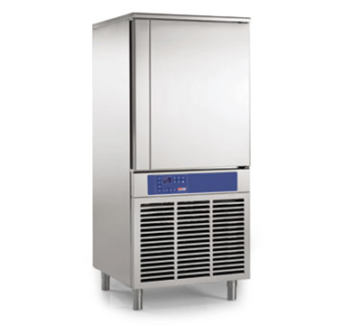"Piper Products RCM012S 31.1"" Floor Model Blast Chiller - (12) Full Ho"
