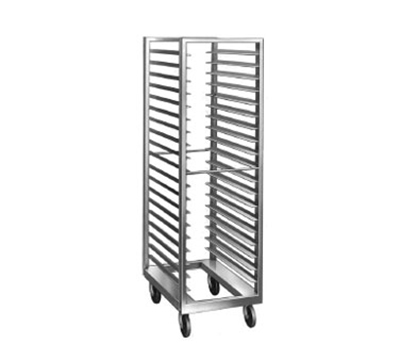 Piper Products RIA64-1826-11 Roll-In Refrigerator Rack w/ 11-Pan Capacity, Open Frame