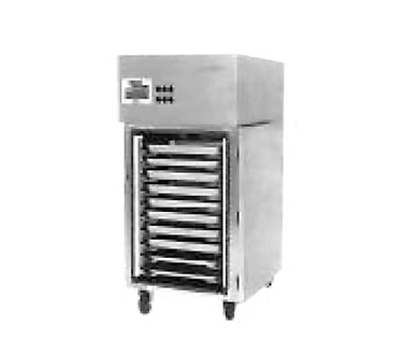 Piper Products MTRS-20 Mobile Rethermalization Cabinet w/ 20-Food Pan Capacity, Single Section