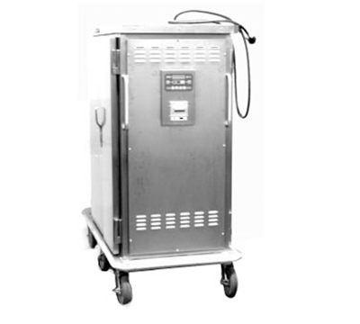 Piper Products ST-16-R 2-Door Refrigerated Meal Deliver
