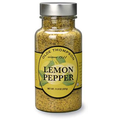 Olde Thompson 1400-04 Lemon Peppe