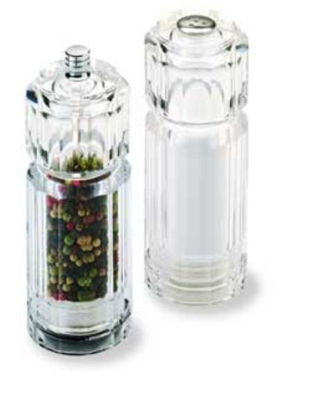 Olde Thompson 35454000 Peppermill/Salt Shaker Set, Coronado, C