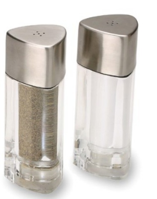 Olde Thompson 3796-00 Triangles Salt & Pepper Sh