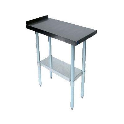 John Boos EFT8-3015SSK Filler Table - 30x15&