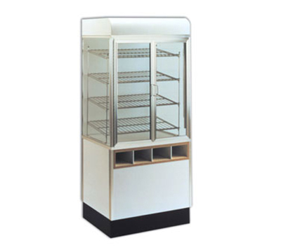 Spartan Showcase 99370-31 31-in Self-Service Pastry Merchandiser w/ Self-Closing Hinged Doors