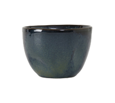 Tuxton GAN-040 12-1/2-oz Ceramic Bouillon Cup - Night Sky