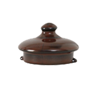 Tuxton GAR-101L Teapot Lid - Red Rock